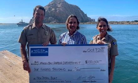 Friends of Morro Bay Harbor Raise $100,000