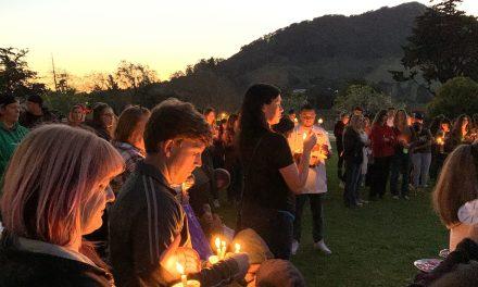 Kristin Smart Vigil Draws a Few Hundred 'Warriors'