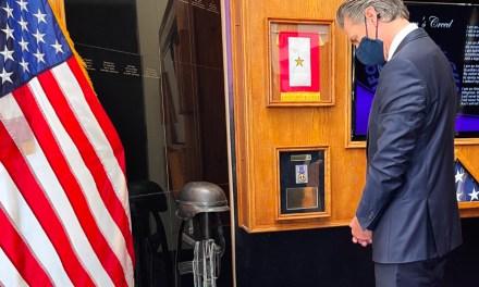 Governor Newsom Commemorates 20th Anniversary of 9/11