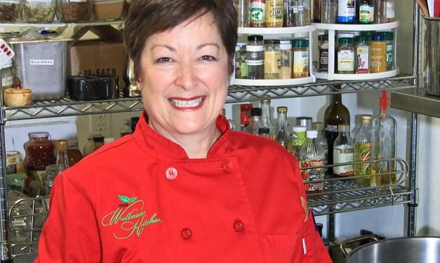 Wellness Kitchen Announces New Executive Director, Logo