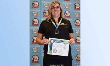 Atascadero Resident Wins Silver for Auto Glass Repair
