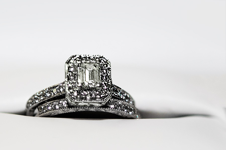 Wedding Ring Atascocita Photography