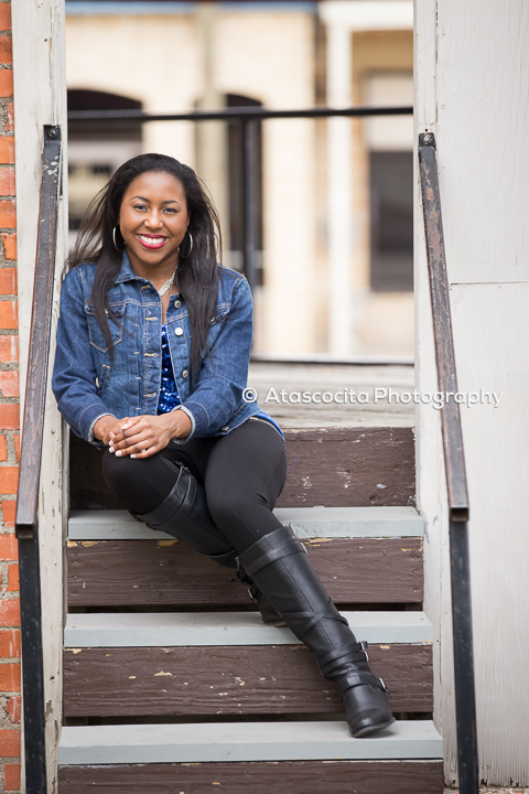 Atascocita Senior Photographer