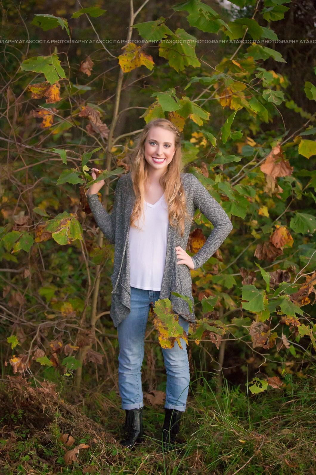 Kingwood Senior Photographer