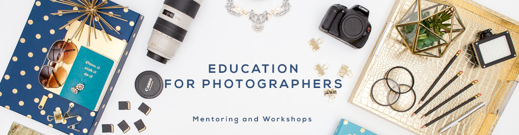 Education for Photographers Mentoring and Workshops Houston Texas
