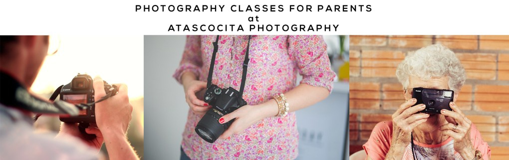 Parent Beginner Photography Class