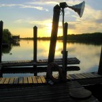 South Texas Bed and Breakfast Fishing Piers