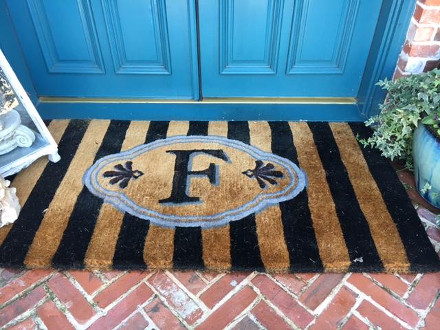 Front door 9