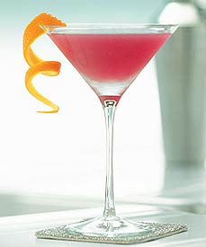 pomegranite martini
