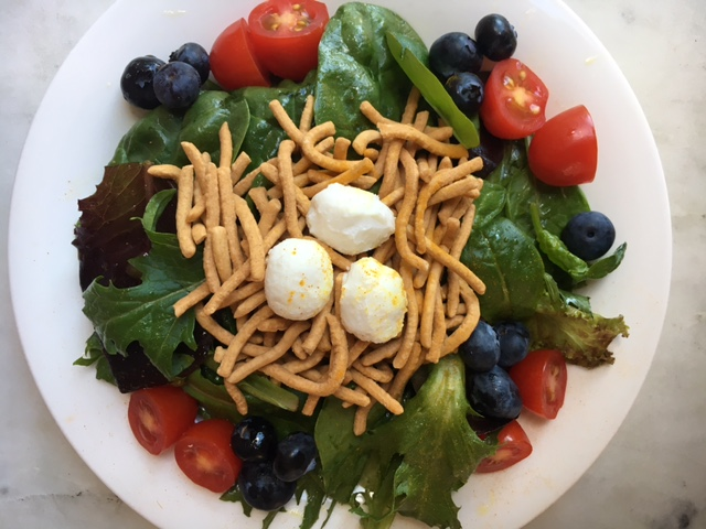 Birds Nest Salad
