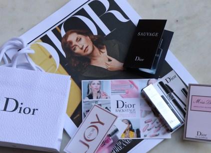 Dior goodies