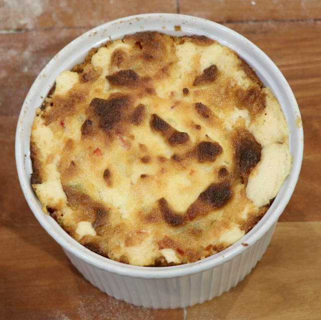 Artichoke Cheese Bake