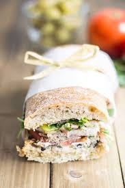 baguette sandwhich