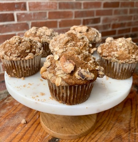Homemade Pumpkins Muffin recipe is dense, moist and loaded with the flavors of fall.
