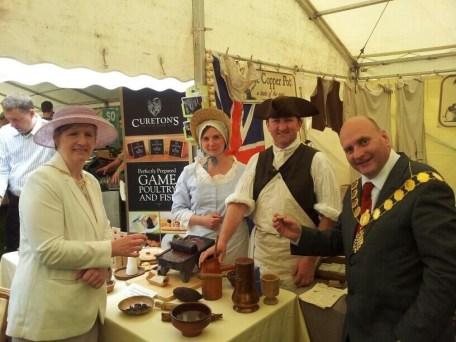 Shrewsbury Food Festival (2014)