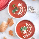 5 Ingredient Tomato Soup