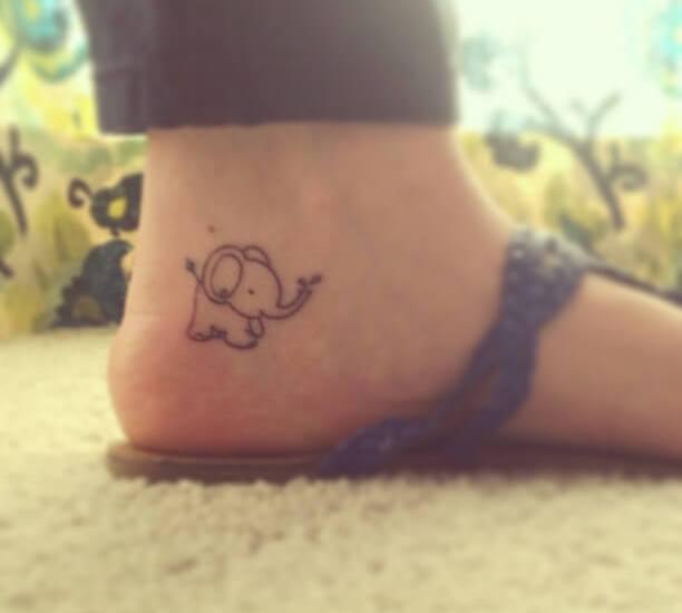 some cute elephant tattoo designs tattoo designs for women