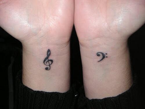 Cute wrist tattoos - Tattoo Designs for Women