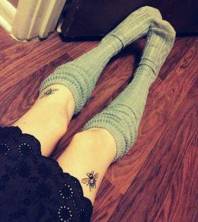 Bee tattoo https://pl.pinterest.com/pin/373517362815257436/