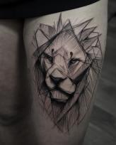 Magnificient lion https://www.instagram.com/p/BNNU1nmgS5d/