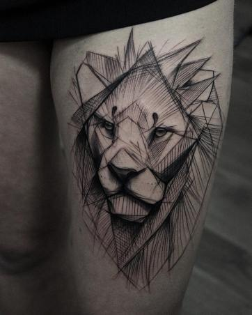 Magnificient lion https://www.instagram.com/p/BNNU1nmgS5d/