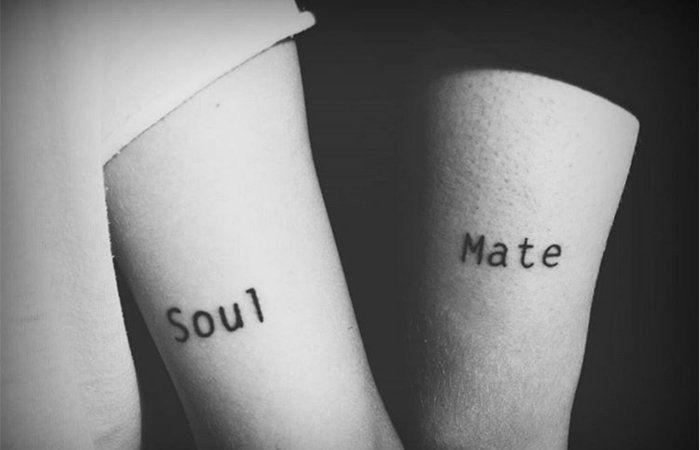Partner tattoo ideas on arm