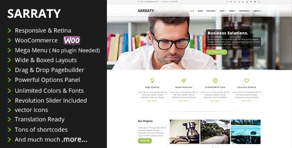 sarraty-retina-responsive-multipurpose-theme