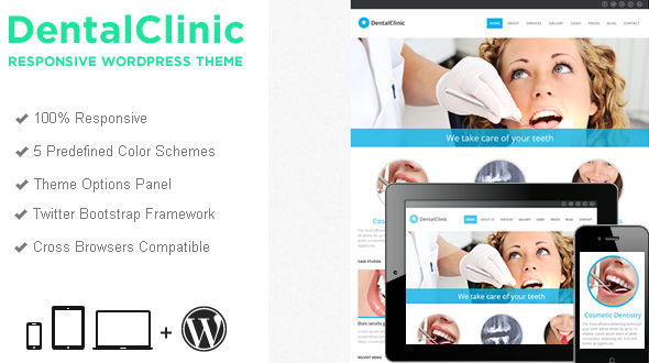 dental-clinic-wordpress-theme
