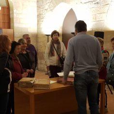 """Centro de Participación Activa """"Los Naranjos II"""" Archivo Histórico Provincial"""