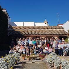 Visita Dones de la Casa del Mar al Palacio de Viana