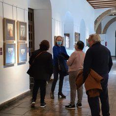 Visita a la exposición sobre Liébana en la Diputación con el C.P.A. Los naranjos II