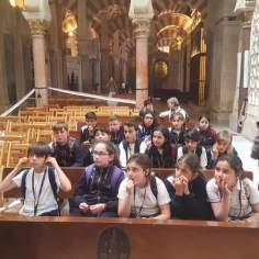 Visita escolar a la Mezquita-Catedral