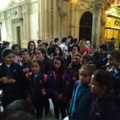 Visita escolar Mezquita-Catedral