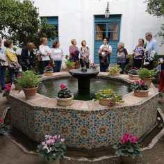 Visita al Palacio de Viana con los Centros Cívicos