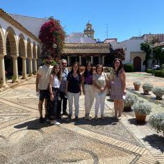 Visita privada al Palacio de Viana.