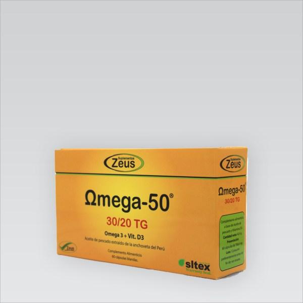 Ωmega-50