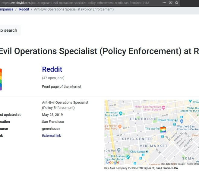 Anti-evil Operations