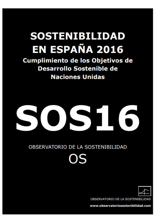 Sostenibilidad en España 2016