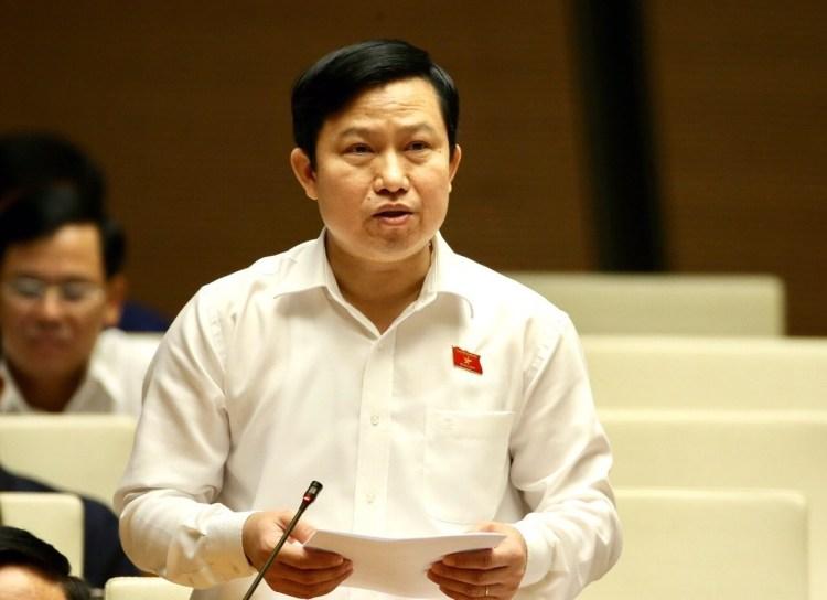 Đại biểu Quốc hội tỉnh Tiền Giang Lê Quang Trí. (Nguồn ảnh: TTXVN)