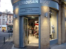 Stage Toulousain shop in town
