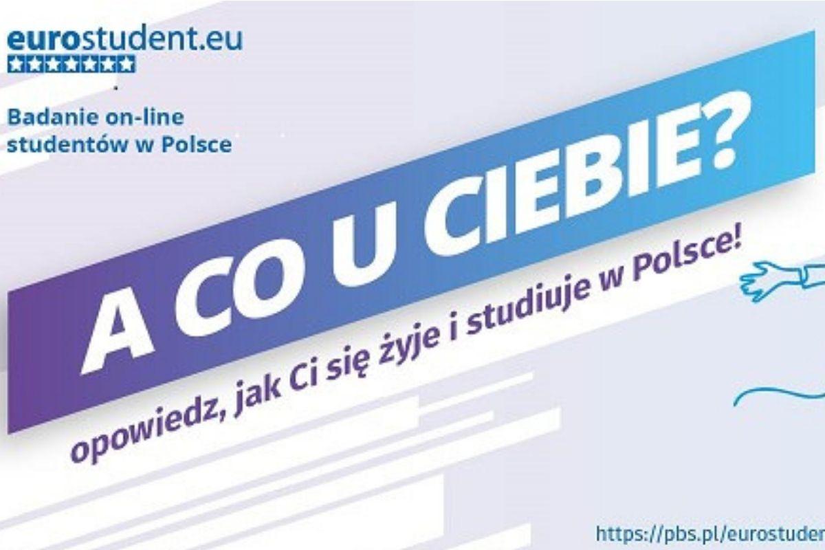 EUROSTUDENT – DOŁĄCZ DO BADANIA