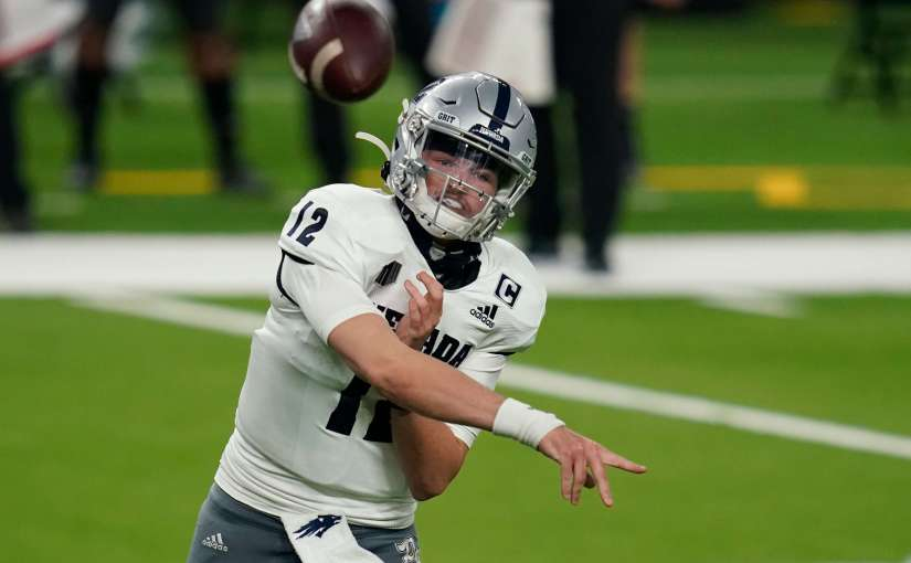 2022 NFL Draft Quarterback Rankings 1.0