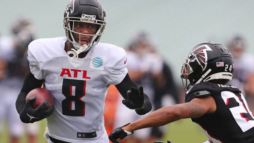 Kyle Pitts, Offensive Rookie of the Year Candidate?