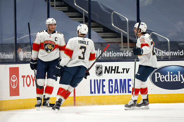 Projecting the forward lines for the 2021 Florida Panthers season