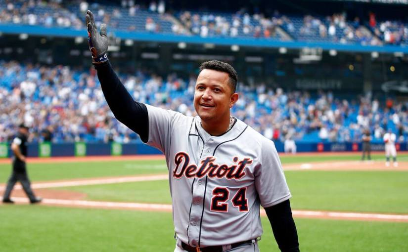Admiration Pours In For Miggy's 500th Home Run