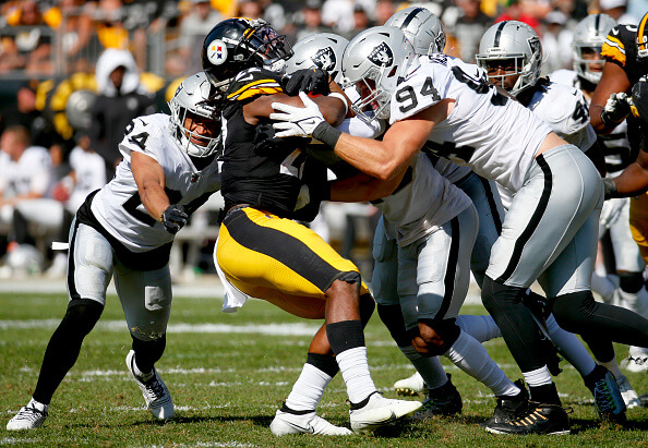 Steelers Raiders Recap: Back to the Drawing Board