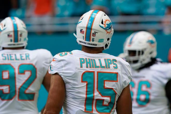 Jaelan Phillips Miami Dolphins