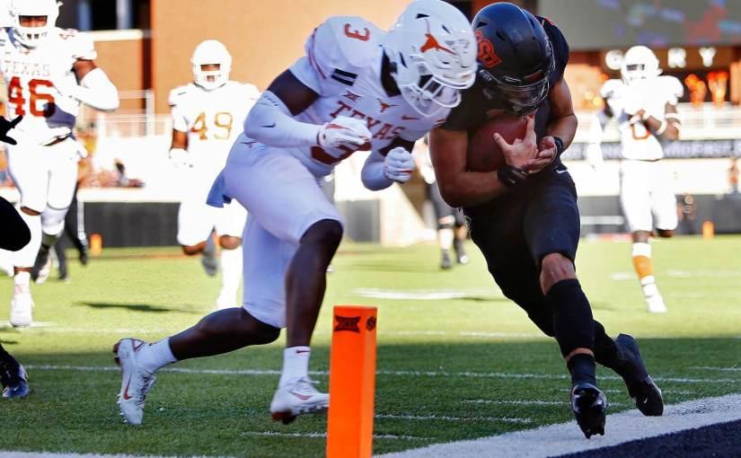 Texas vs Oklahoma State: Week 7 Preview