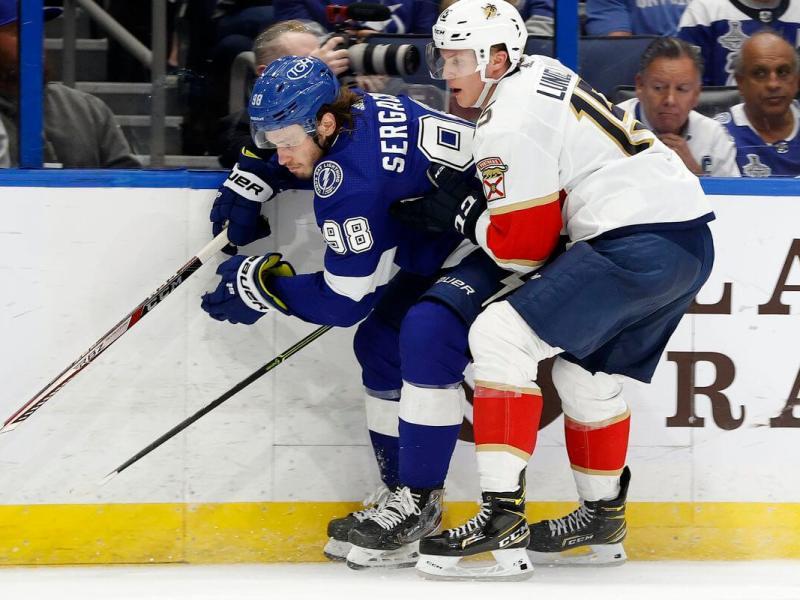 Panthers vs Lightning