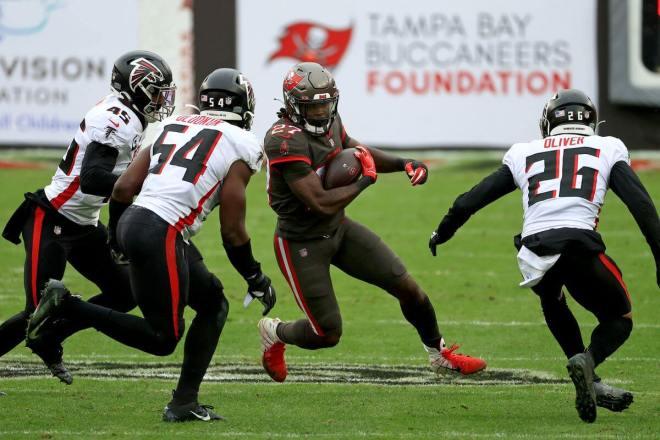 Falcons Linebackers